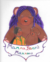 gallery/mammabear's manners logo